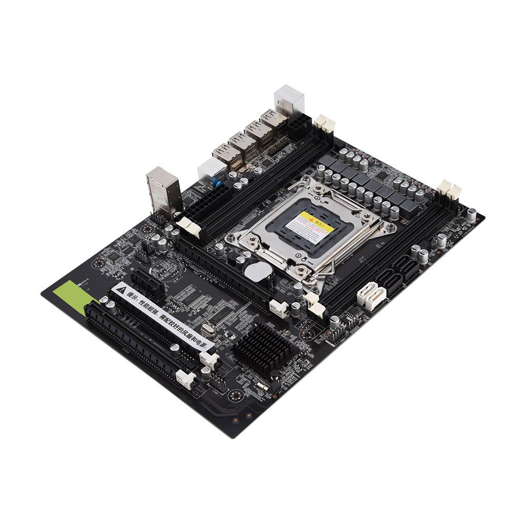 For-Intel-H61-X79-B250-X58-G31-LGA-2011-1155-DDR3-Motherboard-16x-PCIE-Mainboard miniature 24