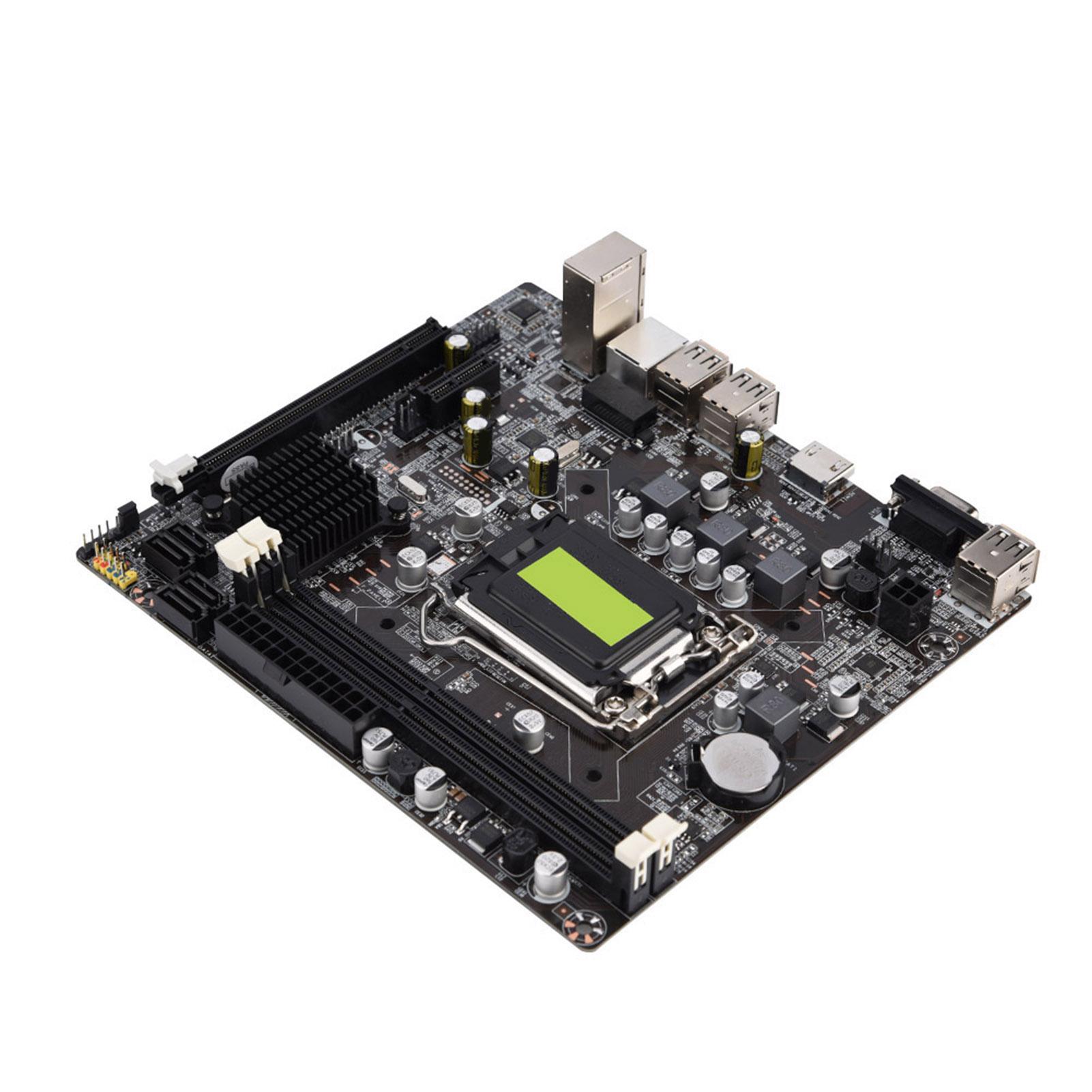 For-Intel-H61-X79-B250-X58-G31-LGA-2011-1155-DDR3-Motherboard-16x-PCIE-Mainboard miniature 27