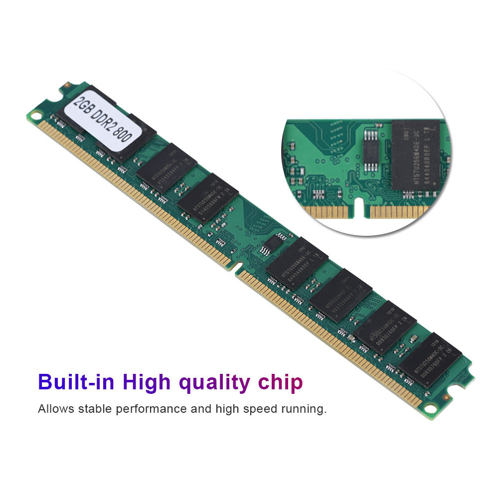 1G-2G-4GB-DDR2-533-667-800Mhz-PC2-4200-5300-6400-DIMM-Desktop-Memory-RAM-For-AMD thumbnail 29