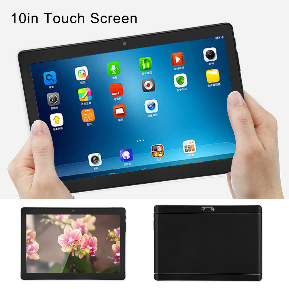 10 zoll 3g android 4 4 octa core 16gb tablet pc dual. Black Bedroom Furniture Sets. Home Design Ideas