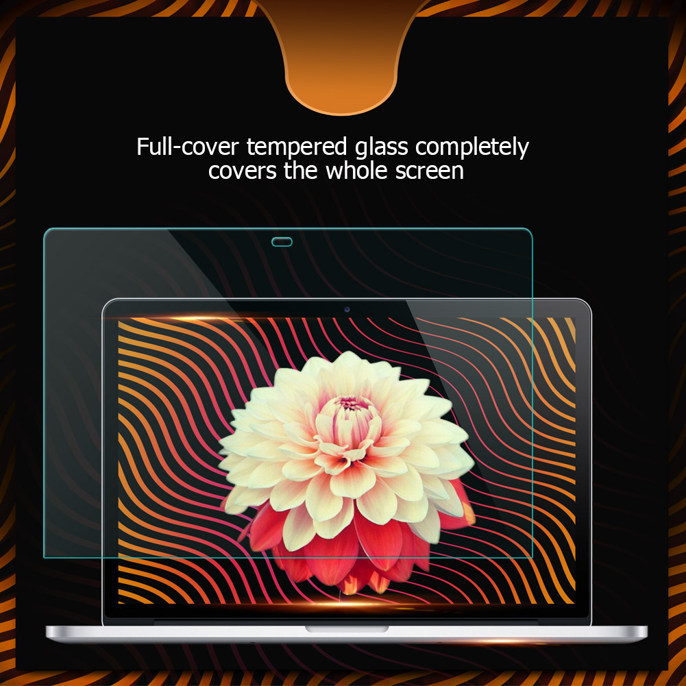 Laptop-HD-Tempered-Glass-Screen-Protector-Film-Cover-15-034-13-034-12-034-11-034-for-MacBook thumbnail 10
