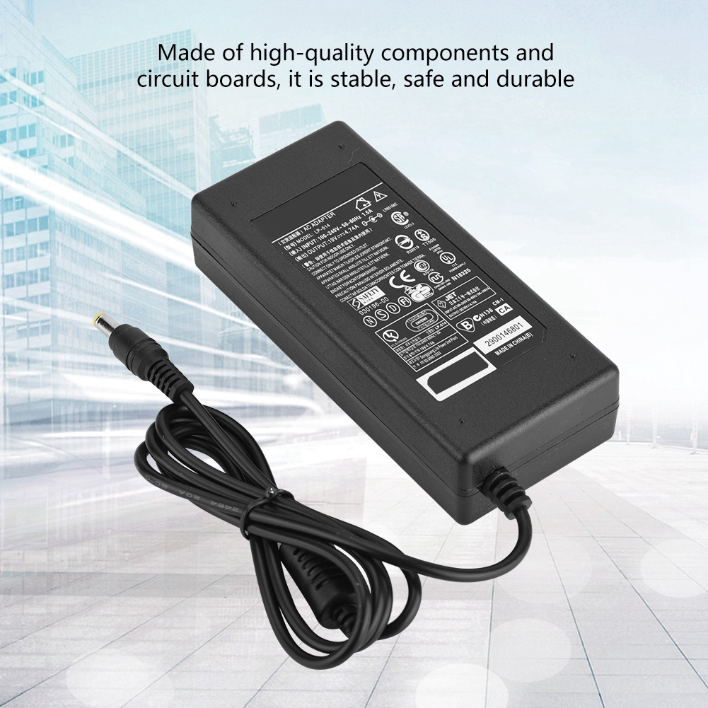 19V-45-65-90W-4-74A-Laptop-Charger-Cord-AC-Adapter-Power-Supply-For-Dell-Acer miniature 26