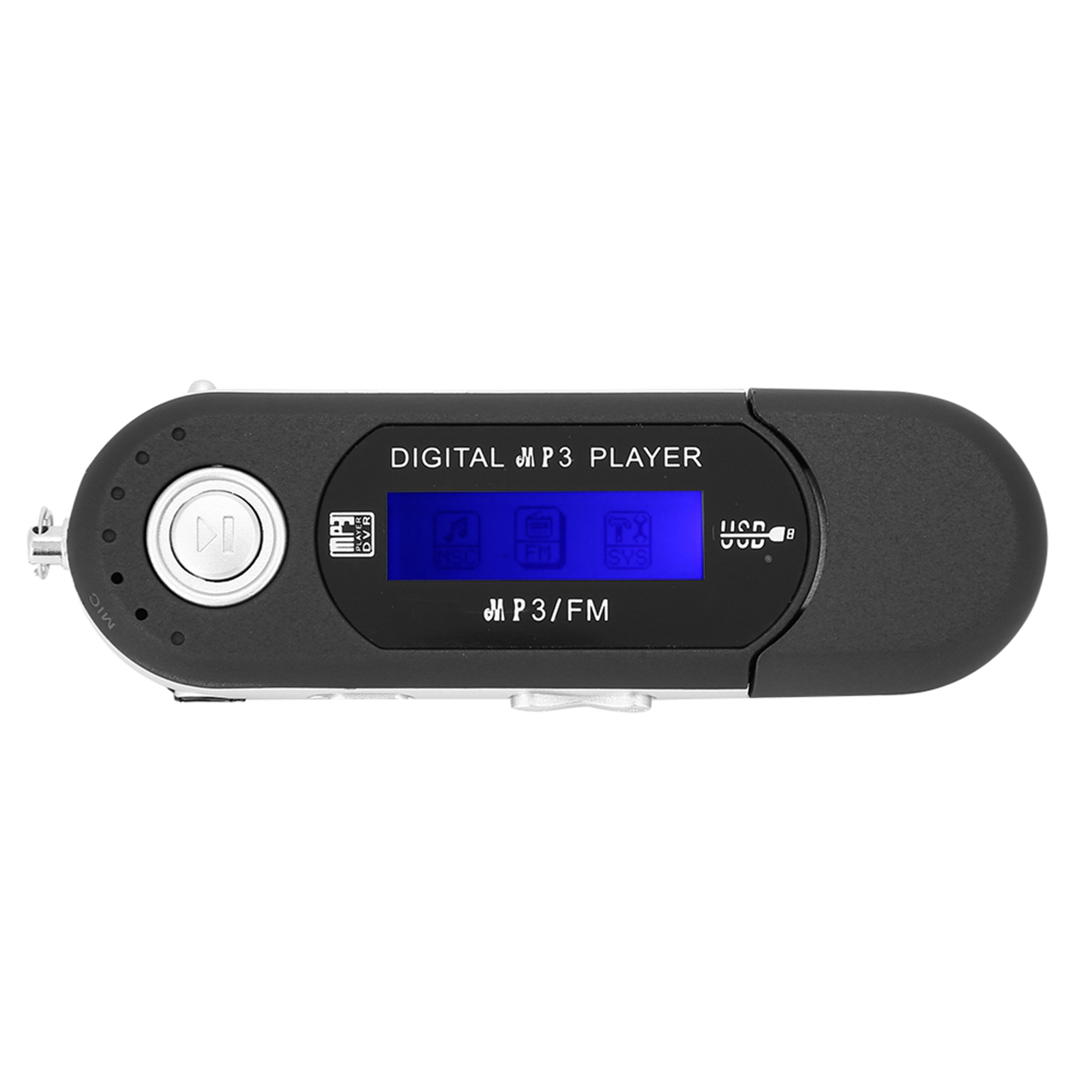 mini mp3 music player usb memory stick lcd screen fm radio. Black Bedroom Furniture Sets. Home Design Ideas