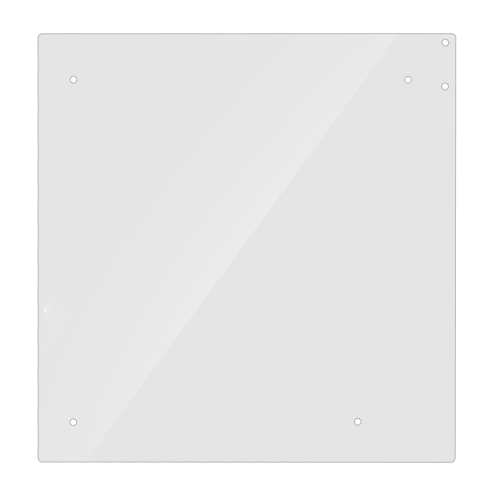 Open-Frame-Transparent-Acrylic-Computer-PC-Case-DIY-ITX-M-ATX-ATX-Motherboard-SG thumbnail 12