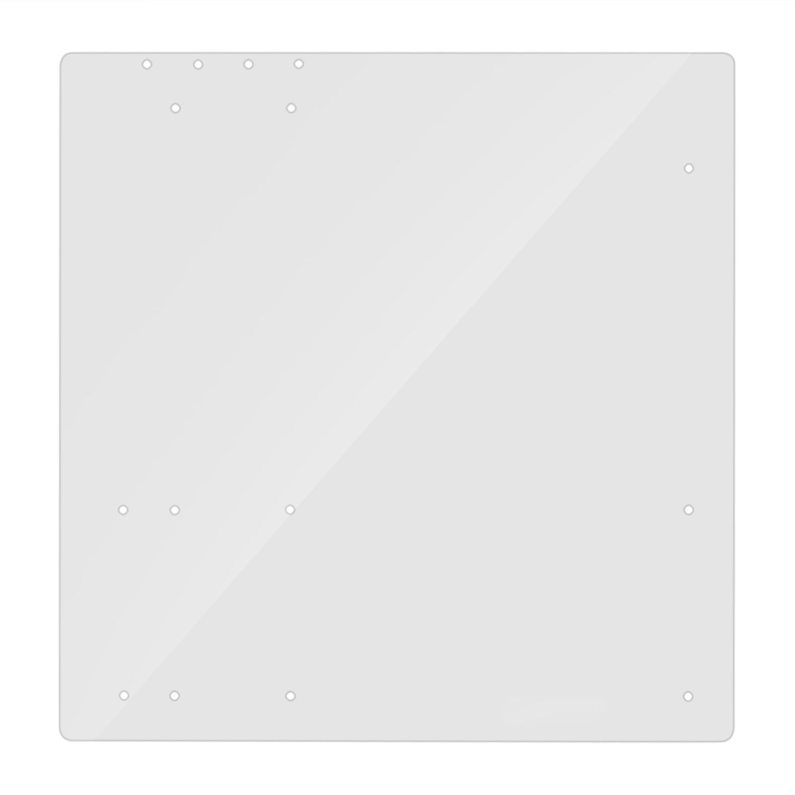 Open-Frame-Transparent-Acrylic-Computer-PC-Case-DIY-ITX-M-ATX-ATX-Motherboard-SG thumbnail 18