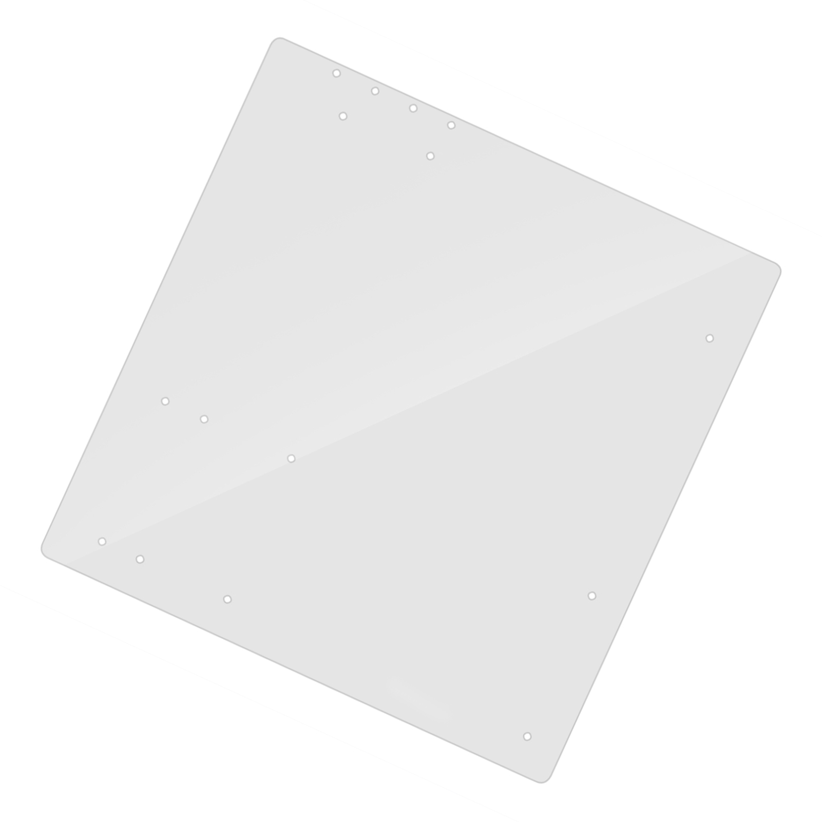 DIY-Open-Frame-ITX-M-ATX-ATX-Motherboard-Transparent-Stand-For-Computer-Case-SPS thumbnail 17