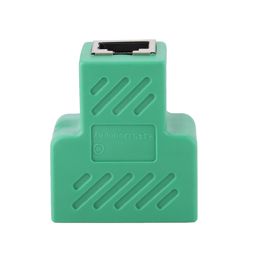 RJ45-1-To-2-LAN-Port-Ethernet-Network-Cable-Male-Dual-Splitter-Connector-Adapter thumbnail 20