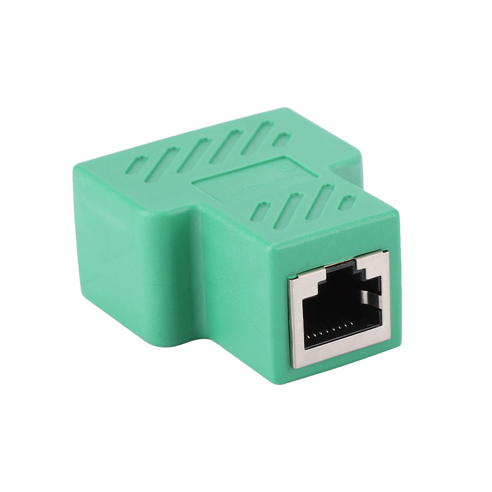 RJ45-1-To-2-LAN-Port-Ethernet-Network-Cable-Male-Dual-Splitter-Connector-Adapter thumbnail 19