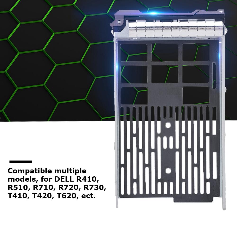 3-5inch-SATA-SAS-HDD-Hard-Drive-Tray-Caddy-Bracket-For-R710-R510-R410-Servers