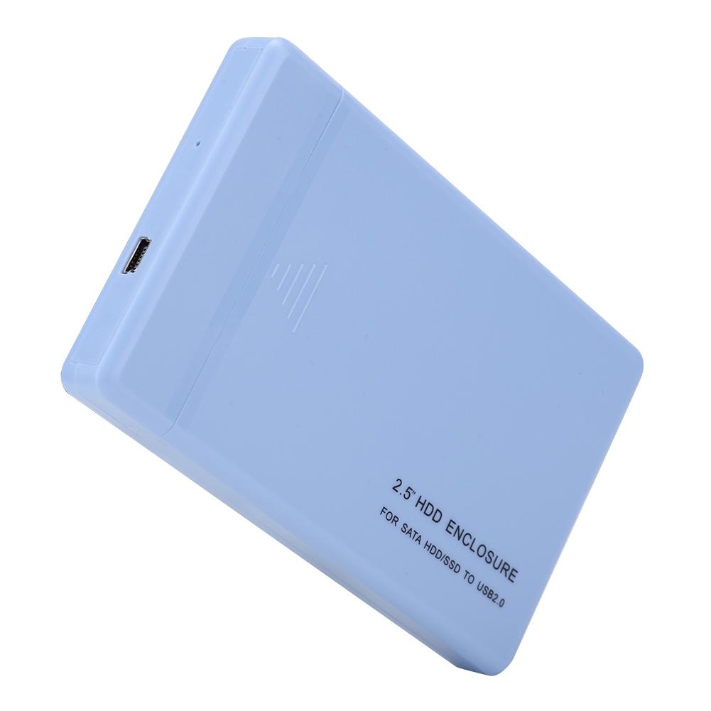 2-5-034-USB-2-0-SATA-External-SSD-HDD-Mobile-Solid-State-Hard-Disk-Box-Enclosure-LJ thumbnail 24