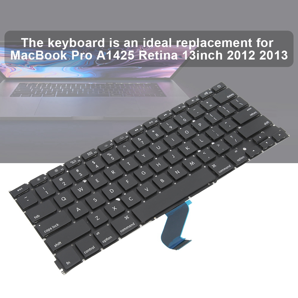 """Genuine Apple MD212LL//A MacBook Pro Retina 13/"""" A1425 Cap Cover Kit Early 2013"""