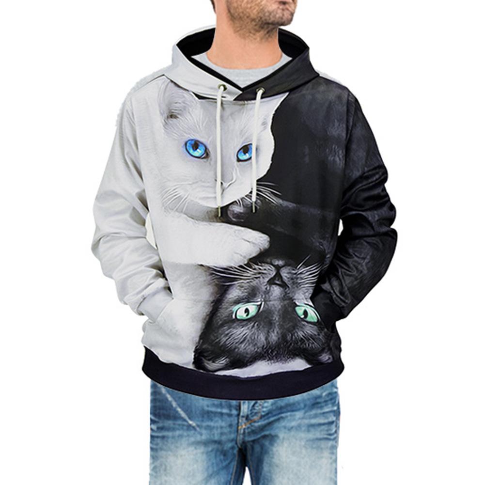 7x-Men-Women-Hoodie-Sweater-3D-Print-Sweatshirt-Jacket-Coat-Pullover-Graphic-Top miniatura 23