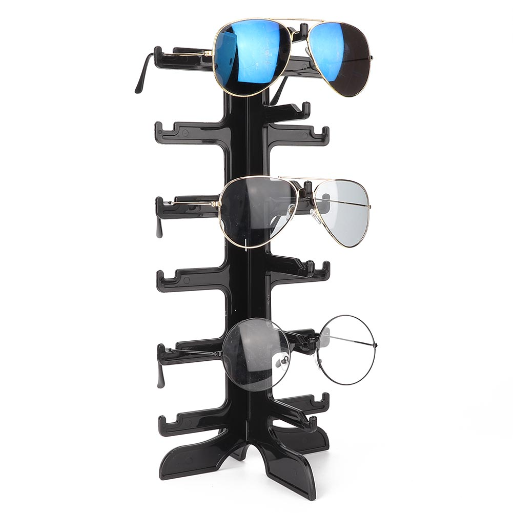 Sunglasses-Holder-Eyeglass-Rack-Glasses-Display-Stand-Organizer-Tray-Frame-Lots thumbnail 51