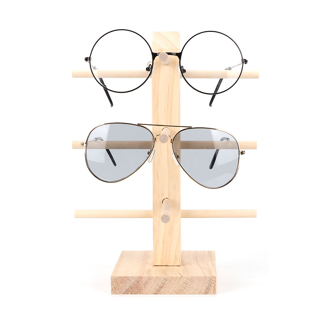 Sunglasses-Holder-Eyeglass-Rack-Glasses-Display-Stand-Organizer-Tray-Frame-Lots thumbnail 35