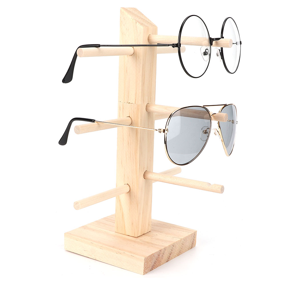 Sunglasses-Holder-Eyeglass-Rack-Glasses-Display-Stand-Organizer-Tray-Frame-Lots thumbnail 36