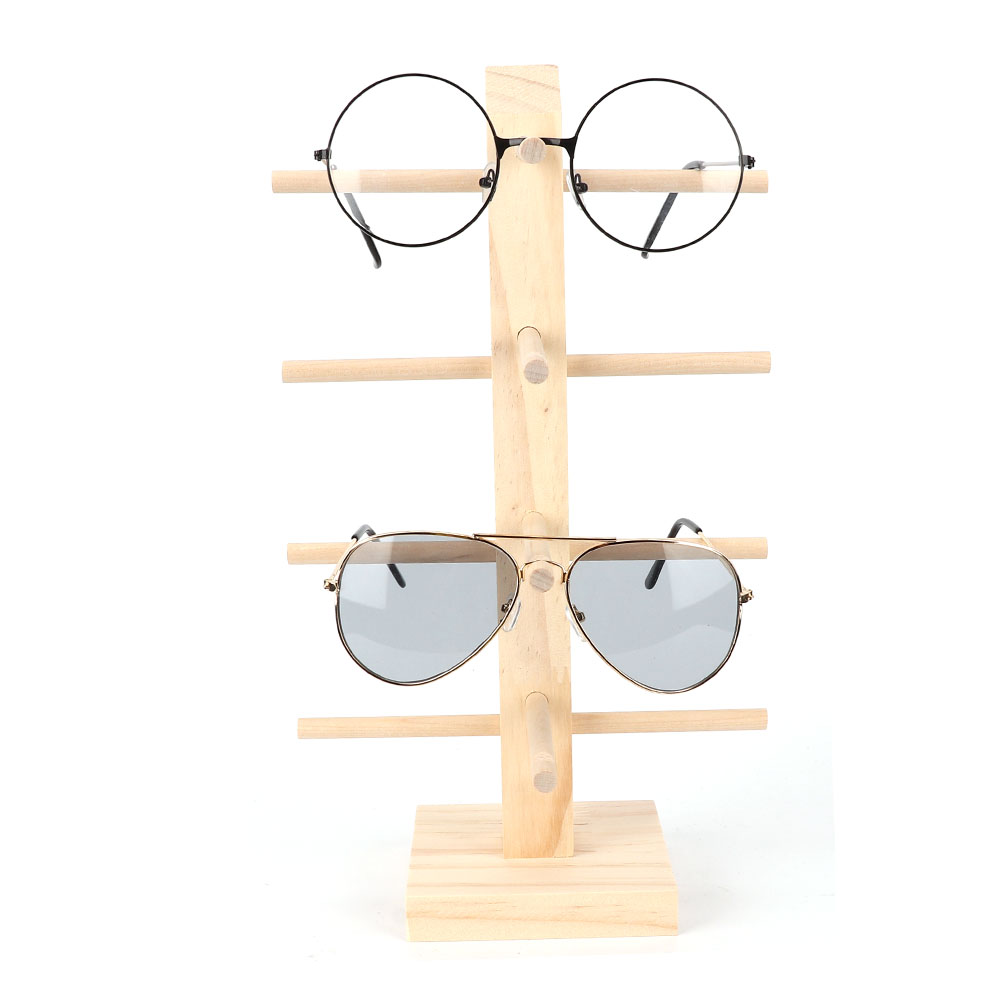 Sunglasses-Holder-Eyeglass-Rack-Glasses-Display-Stand-Organizer-Tray-Frame-Lots thumbnail 38