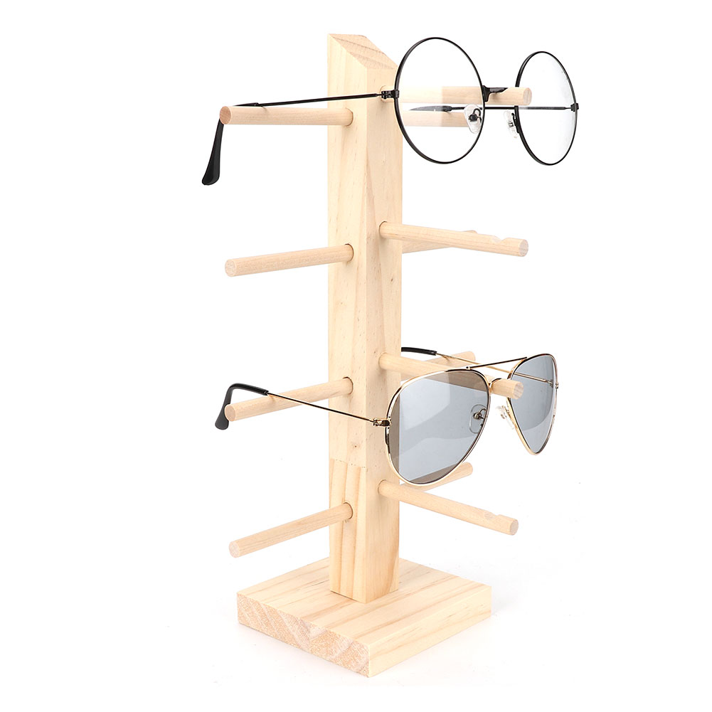 Sunglasses-Holder-Eyeglass-Rack-Glasses-Display-Stand-Organizer-Tray-Frame-Lots thumbnail 39