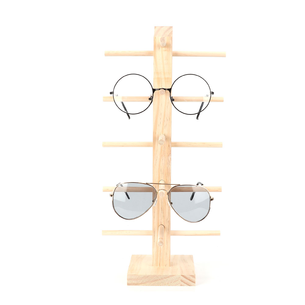 Sunglasses-Holder-Eyeglass-Rack-Glasses-Display-Stand-Organizer-Tray-Frame-Lots thumbnail 41