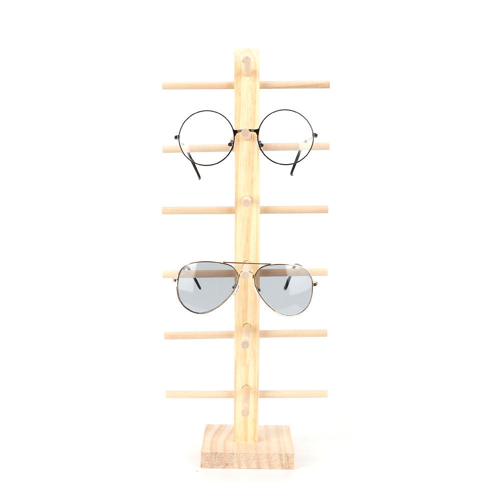 Sunglasses-Holder-Eyeglass-Rack-Glasses-Display-Stand-Organizer-Tray-Frame-Lots thumbnail 44