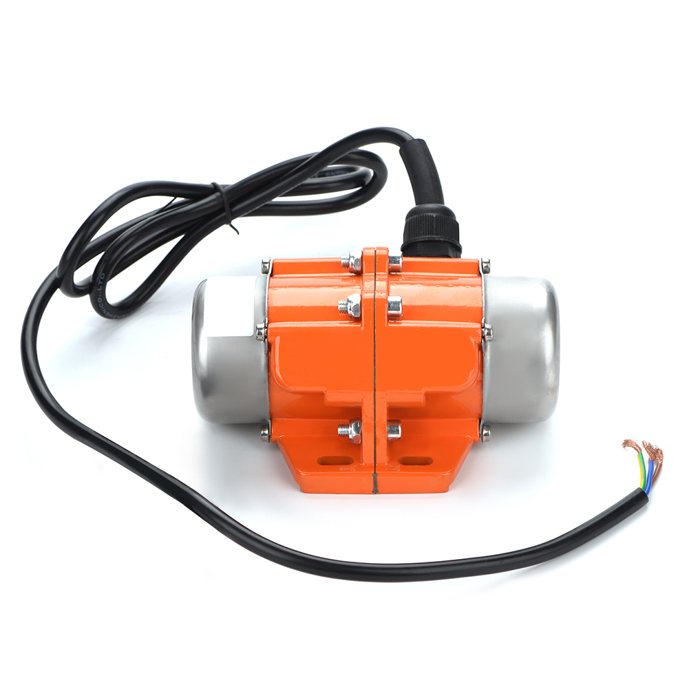 30 100w 220v 380v 1 3 phase asynchrone vibrateur electrique moteur vibrant ebay. Black Bedroom Furniture Sets. Home Design Ideas