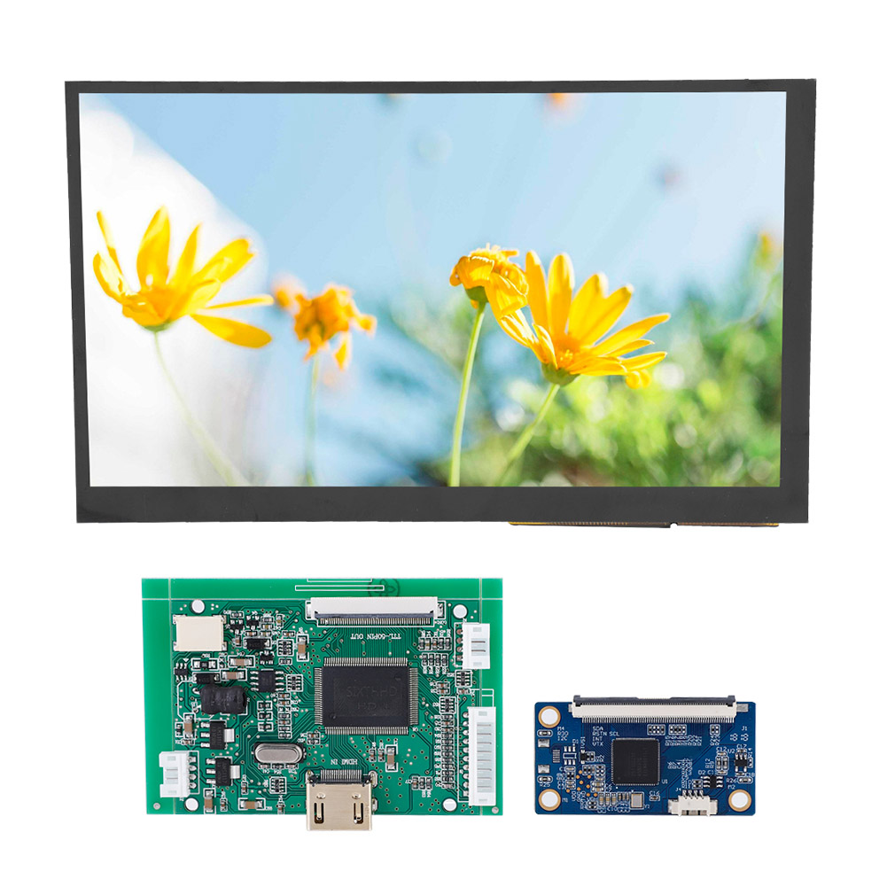 7inch-Raspberry-Pi-3-LCD-Display-800-480-1024-600-HDMI-VGA-Monitor-Screen-Kit thumbnail 14