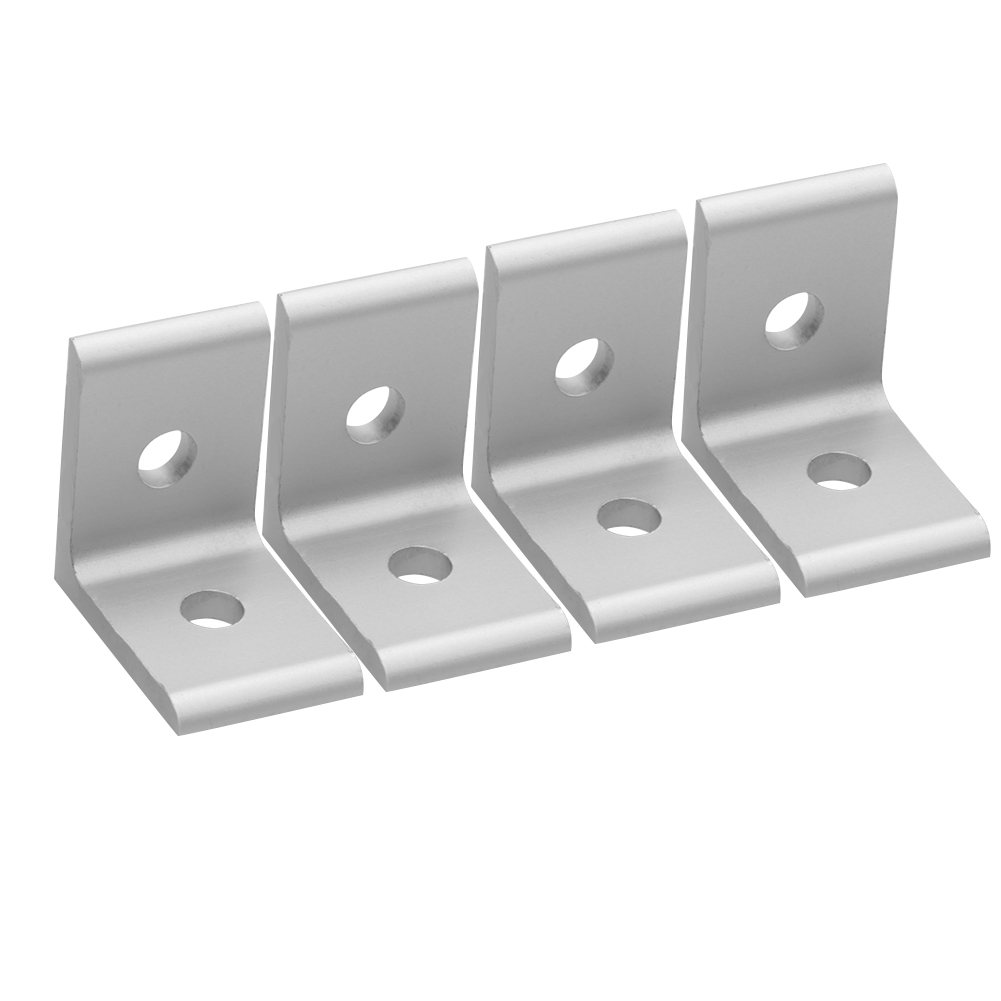 4pcs-Kit-Connector-Corner-Angle-Bracket-Connection-Joint-for-Aluminum-Profile thumbnail 17
