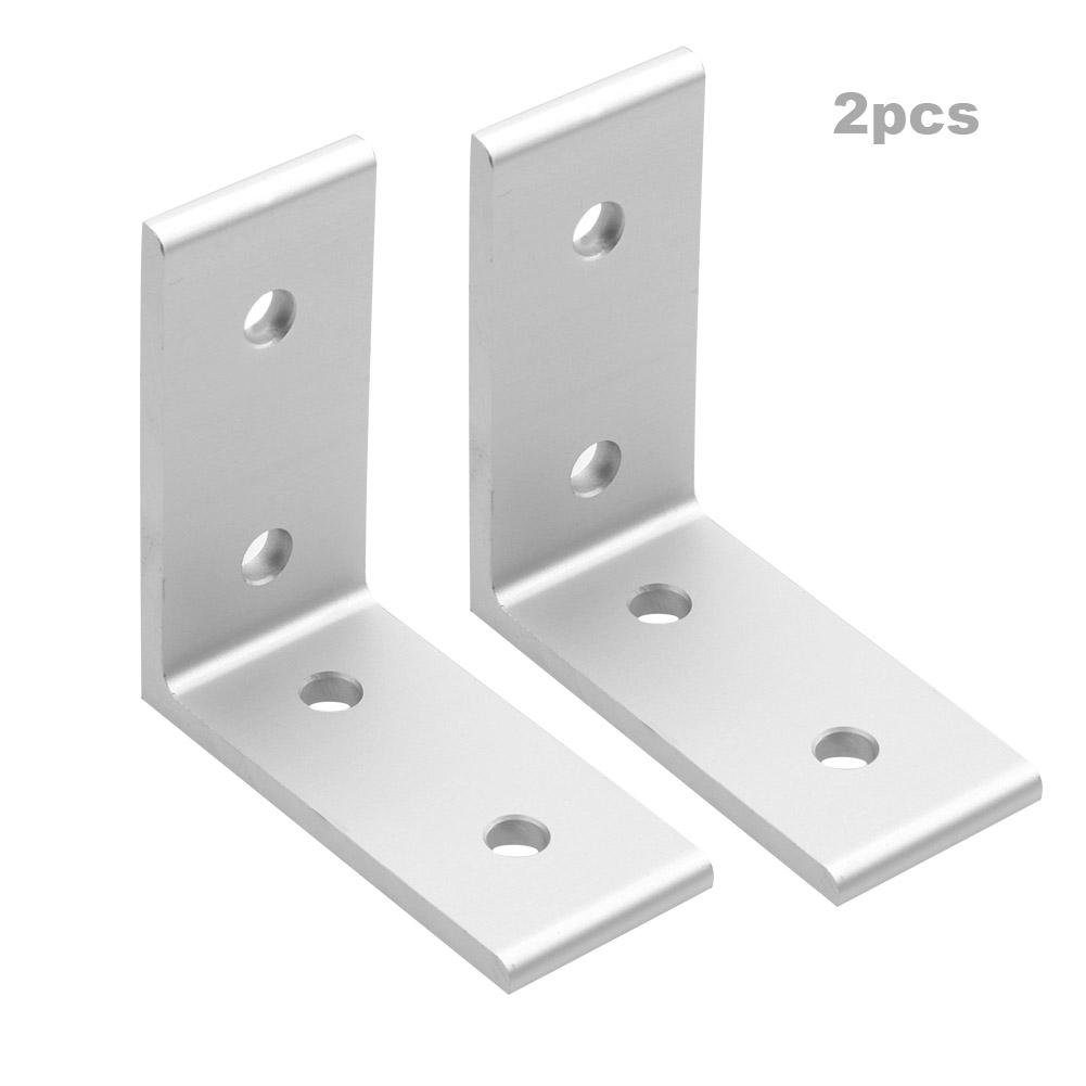 4-Holes-Aluminum-Profile-Corner-Bracket-L-Shaped-Brace-Fastener-for-Furniture thumbnail 14