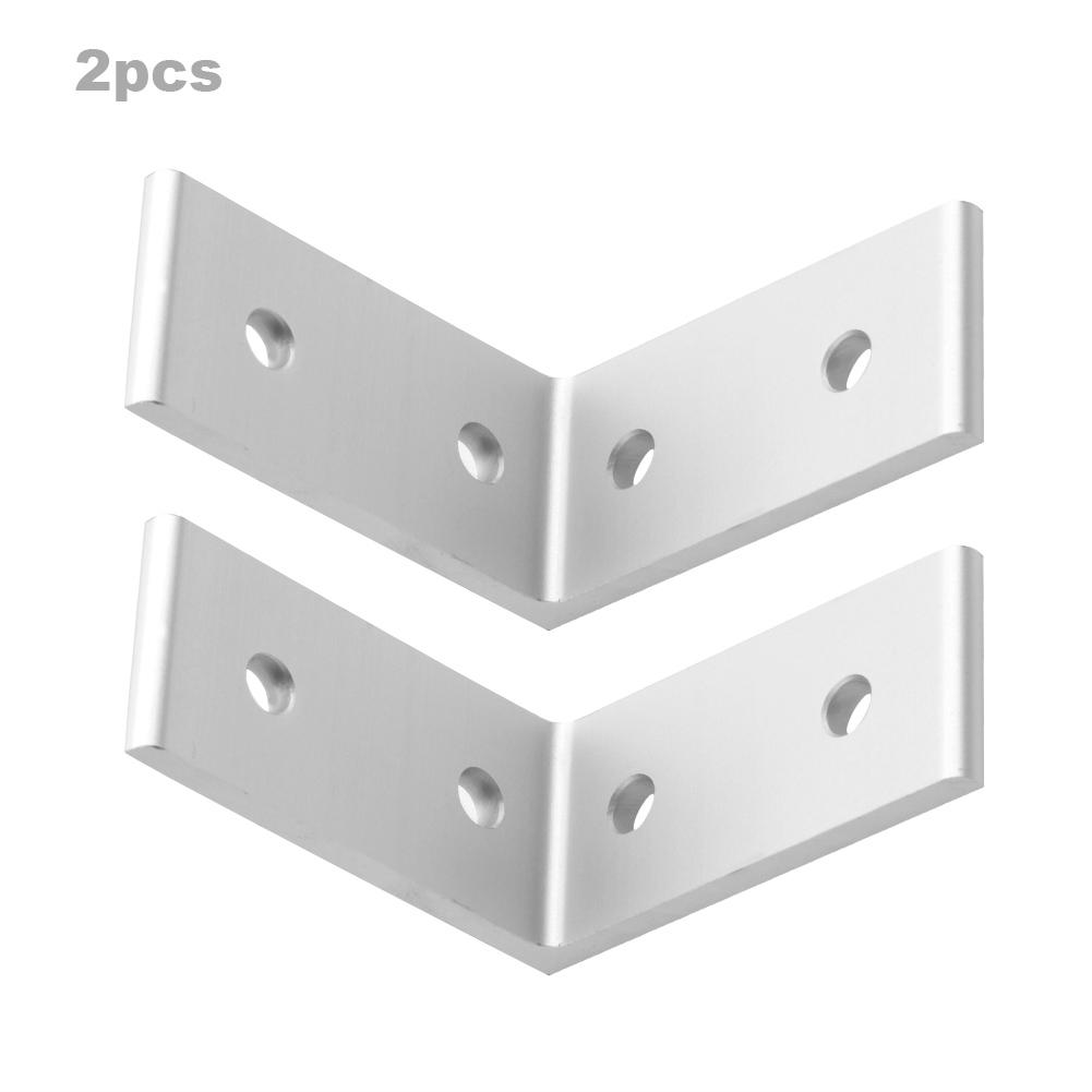 4-Holes-Aluminum-Profile-Corner-Bracket-L-Shaped-Brace-Fastener-for-Furniture thumbnail 15