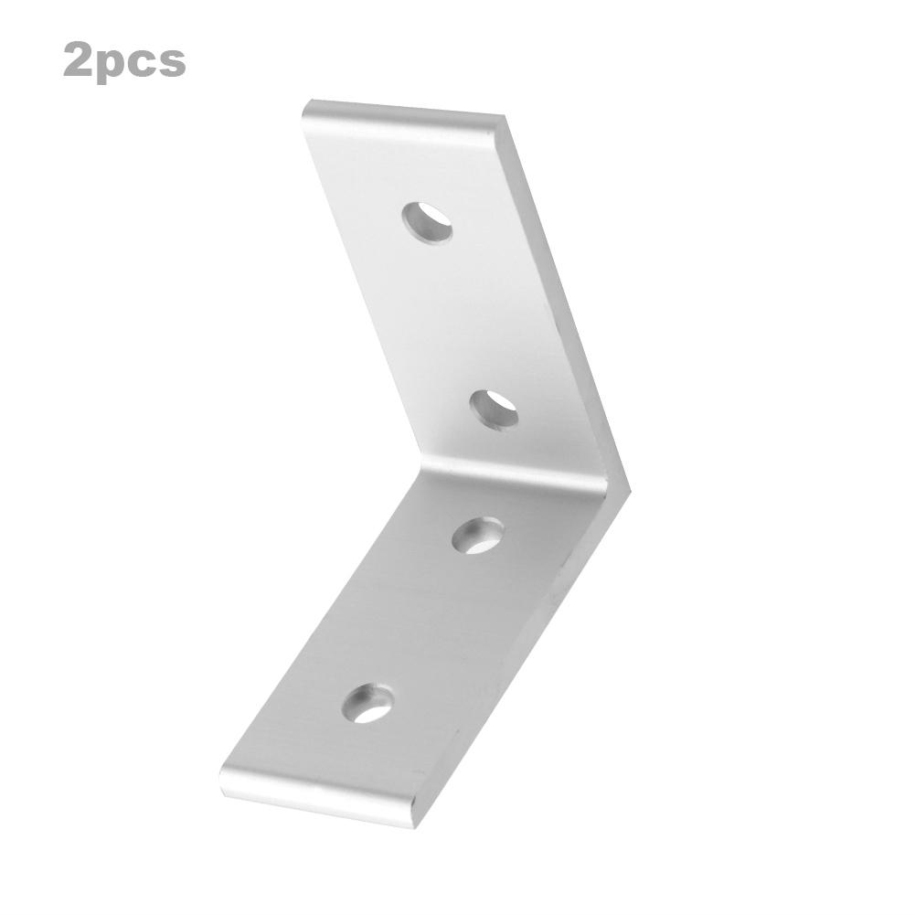 4-Holes-Aluminum-Profile-Corner-Bracket-L-Shaped-Brace-Fastener-for-Furniture thumbnail 17