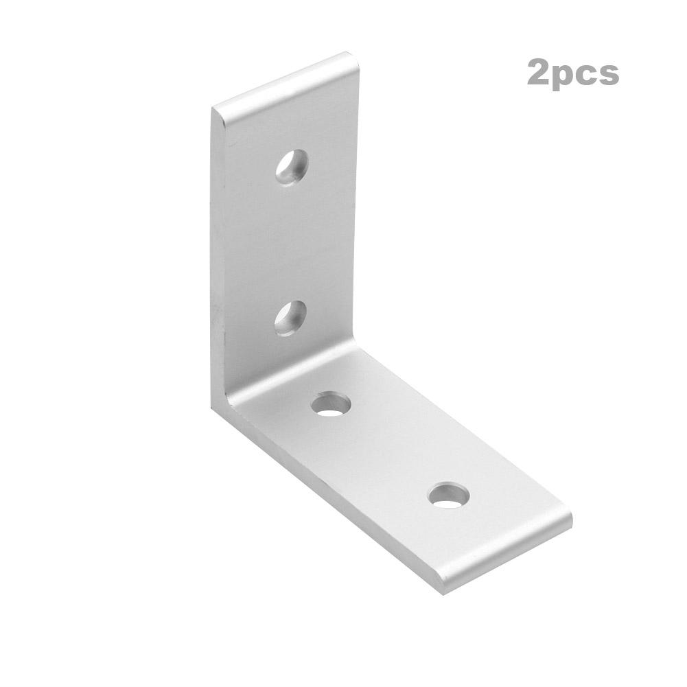 4-Holes-Aluminum-Profile-Corner-Bracket-L-Shaped-Brace-Fastener-for-Furniture thumbnail 24