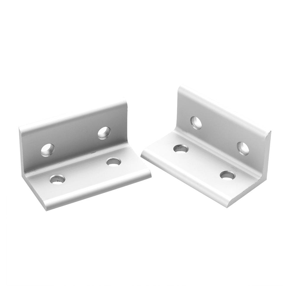 4-Holes-Aluminum-Profile-Corner-Bracket-L-Shaped-Brace-Fastener-for-Furniture thumbnail 29