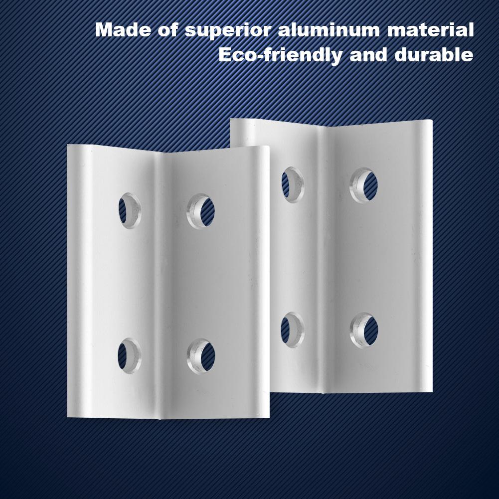 4-Holes-Aluminum-Profile-Corner-Bracket-L-Shaped-Brace-Fastener-for-Furniture thumbnail 30
