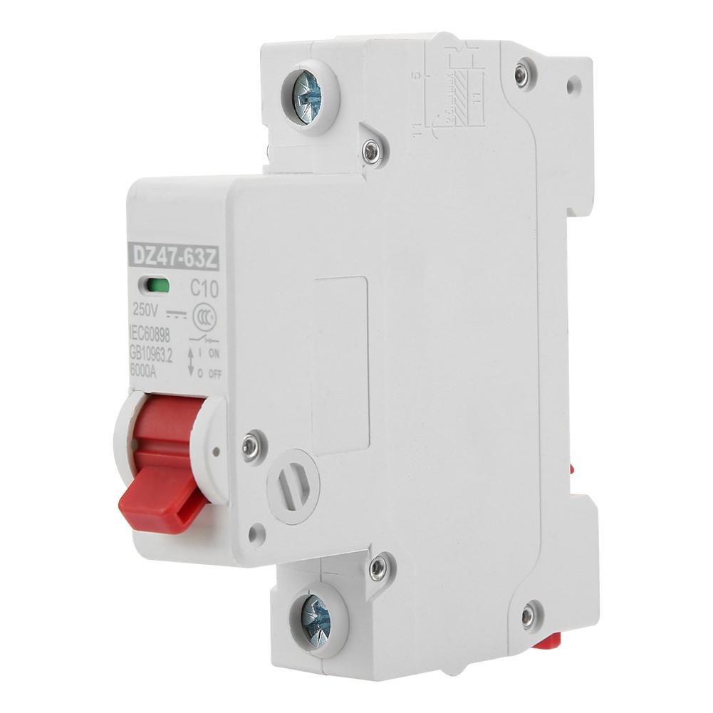 10-16-20-32-40-63A-DC-Miniature-Circuit-Breaker-1P-1-Pole-250V-for-Solar-Energy thumbnail 14