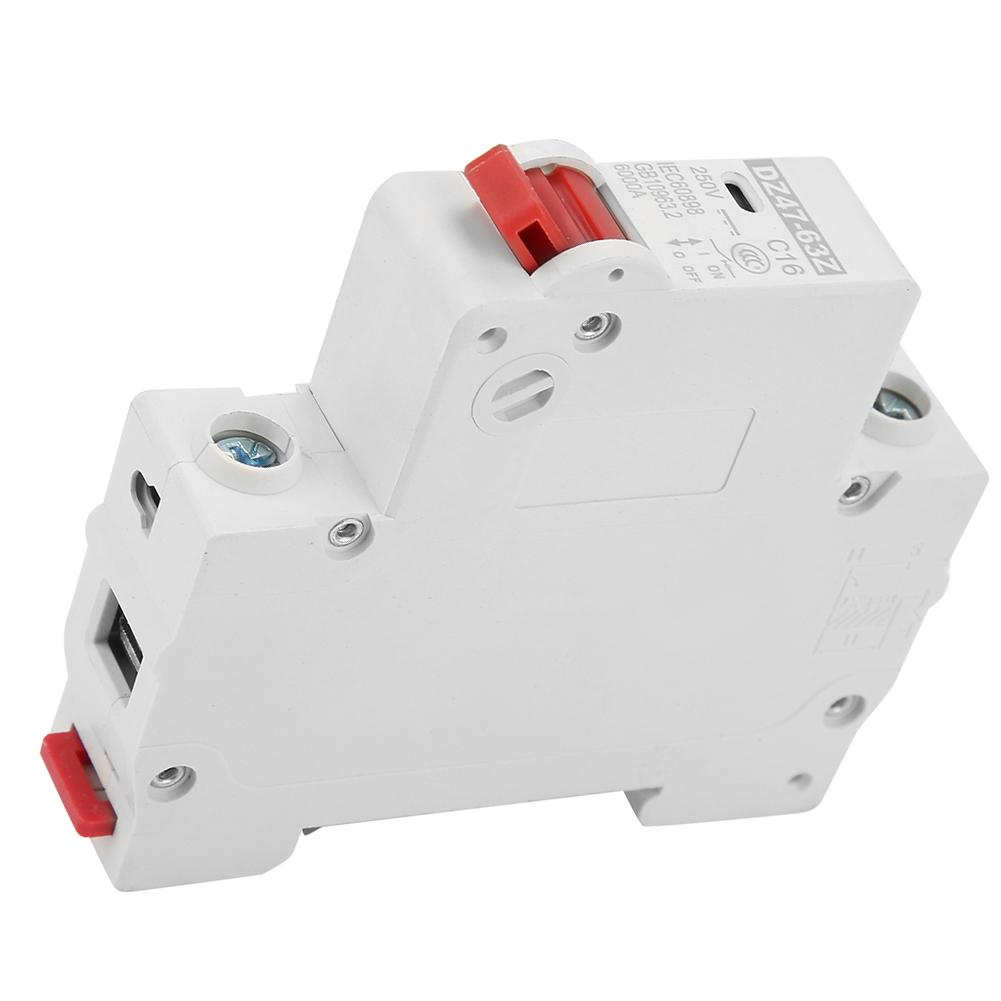 10-16-20-32-40-63A-DC-Miniature-Circuit-Breaker-1P-1-Pole-250V-for-Solar-Energy thumbnail 17