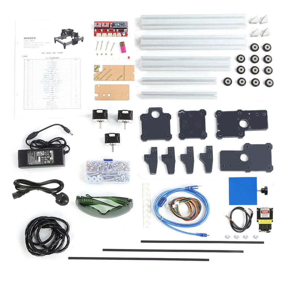 VG-L5-5-5W-100-240VAC-Laser-Engraving-Machine-Cutting-Printer-CNC-Control miniature 23