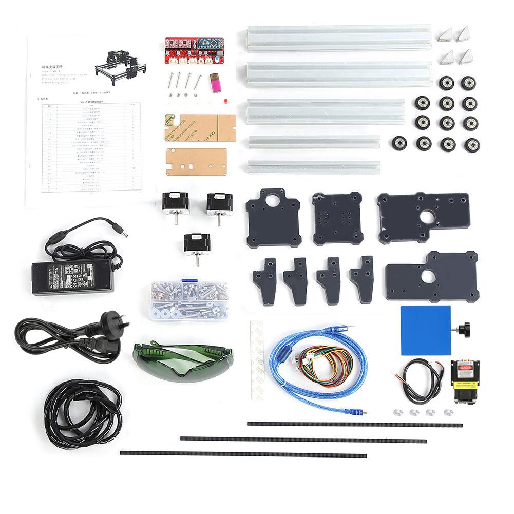 VG-L5-5-5W-100-240VAC-Laser-Engraving-Machine-Cutting-Printer-CNC-Control miniature 26