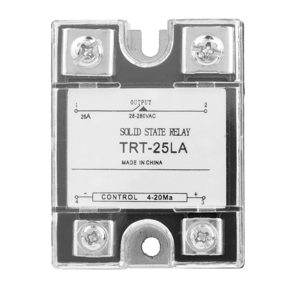 25-100A-Industrial-Solid-State-Relay-SSR-Module-4-20MA-to-AC28-280V-Load-Voltage thumbnail 24