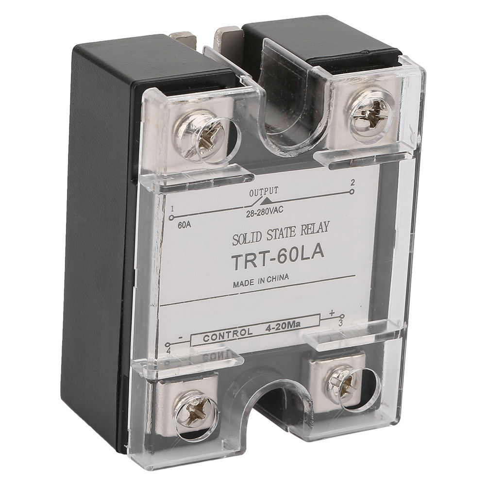 25-100A-Industrial-Solid-State-Relay-SSR-Module-4-20MA-to-AC28-280V-Load-Voltage thumbnail 20