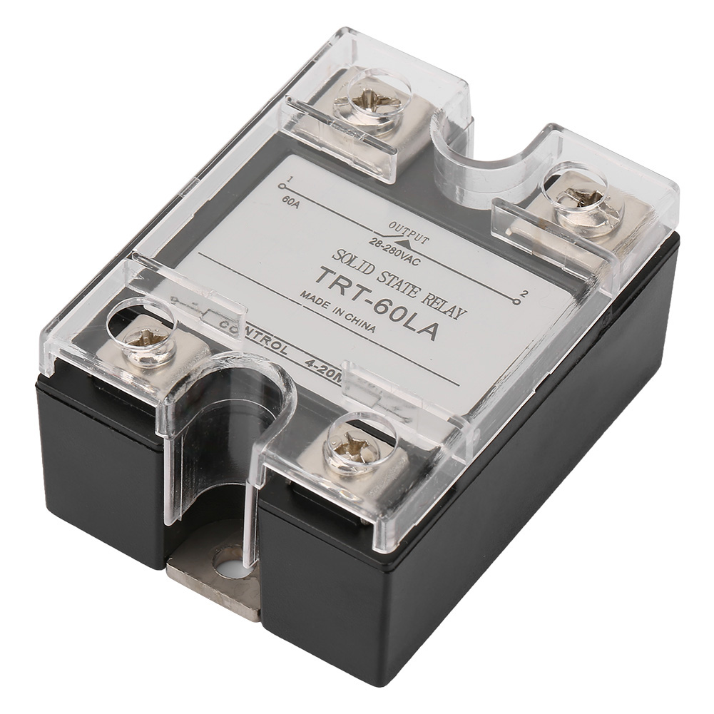 25-100A-Industrial-Solid-State-Relay-SSR-Module-4-20MA-to-AC28-280V-Load-Voltage thumbnail 21