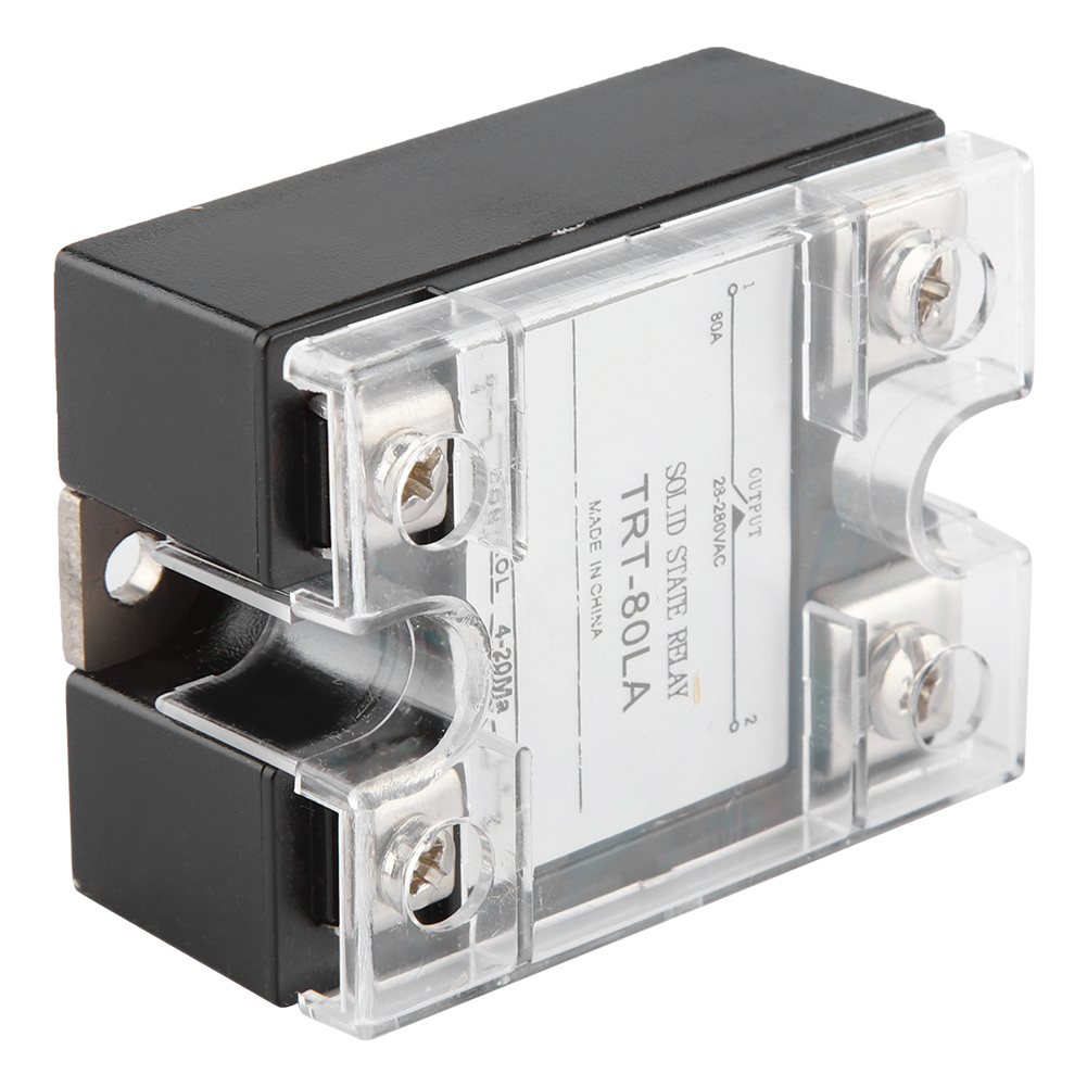 25-100A-Industrial-Solid-State-Relay-SSR-Module-4-20MA-to-AC28-280V-Load-Voltage thumbnail 18