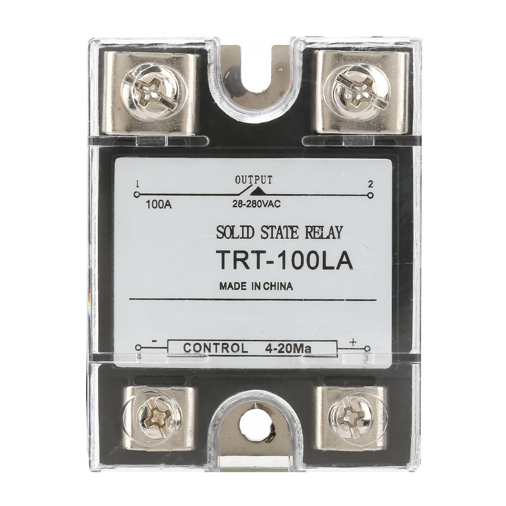 25-100A-Industrial-Solid-State-Relay-SSR-Module-4-20MA-to-AC28-280V-Load-Voltage thumbnail 14