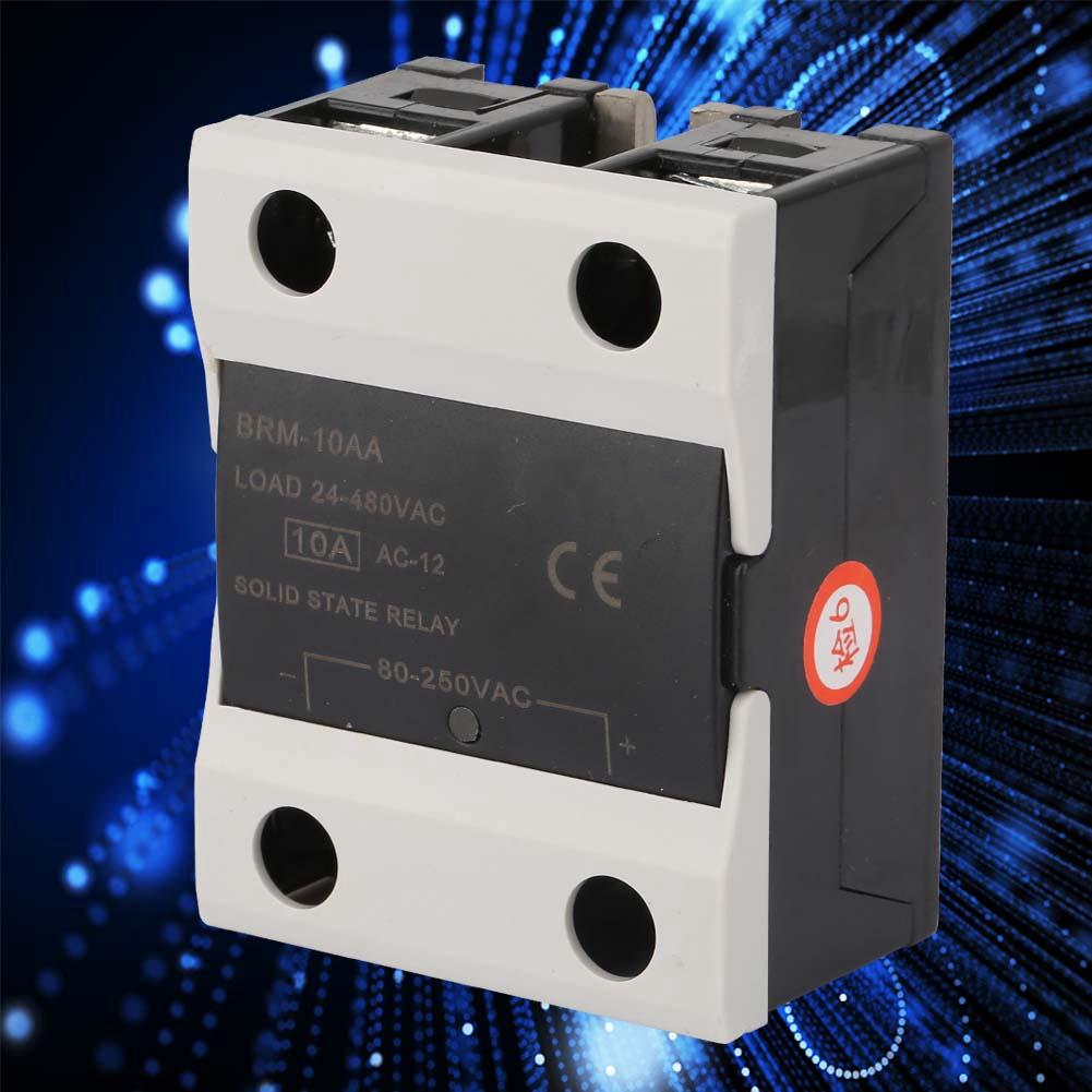 1PCS-10A-25A-40A-AC-24V-380V-Solid-State-Relay-for-PID-Temperature-Controller thumbnail 10