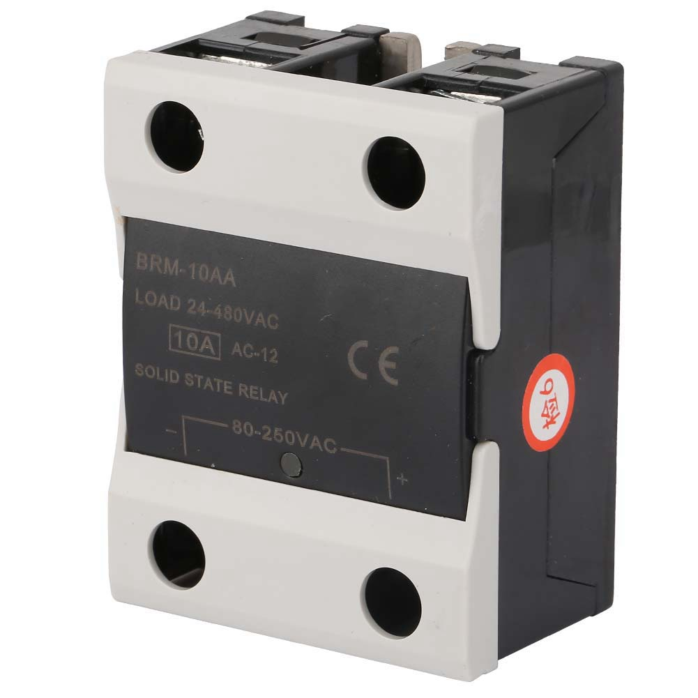 1PCS-10A-25A-40A-AC-24V-380V-Solid-State-Relay-for-PID-Temperature-Controller thumbnail 11
