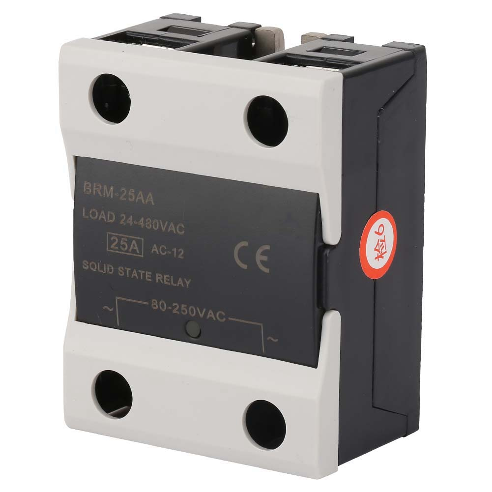 1PCS-10A-25A-40A-AC-24V-380V-Solid-State-Relay-for-PID-Temperature-Controller thumbnail 14