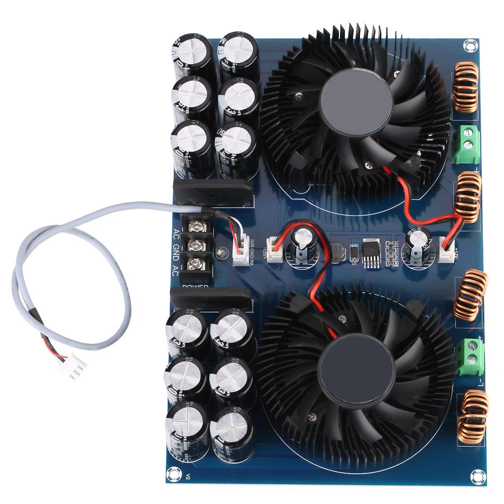 Haute-Puissance-Numerique-Audio-Stereo-Carte-d-039-amplificateur-de-Puissance-2-420W miniature 4