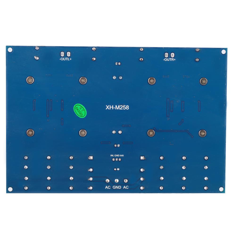 Haute-Puissance-Numerique-Audio-Stereo-Carte-d-039-amplificateur-de-Puissance-2-420W miniature 12