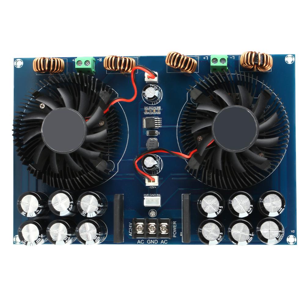 Haute-Puissance-Numerique-Audio-Stereo-Carte-d-039-amplificateur-de-Puissance-2-420W miniature 6