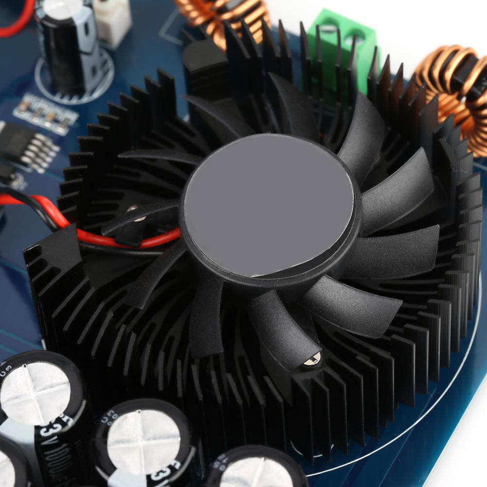 Haute-Puissance-Numerique-Audio-Stereo-Carte-d-039-amplificateur-de-Puissance-2-420W miniature 9