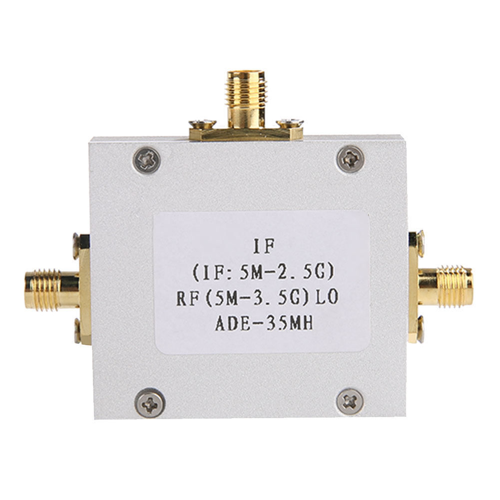 Details about ADE-6/25MH/35MH RF Up & Down Frequency Conversion Passive  Mixer Double Balance