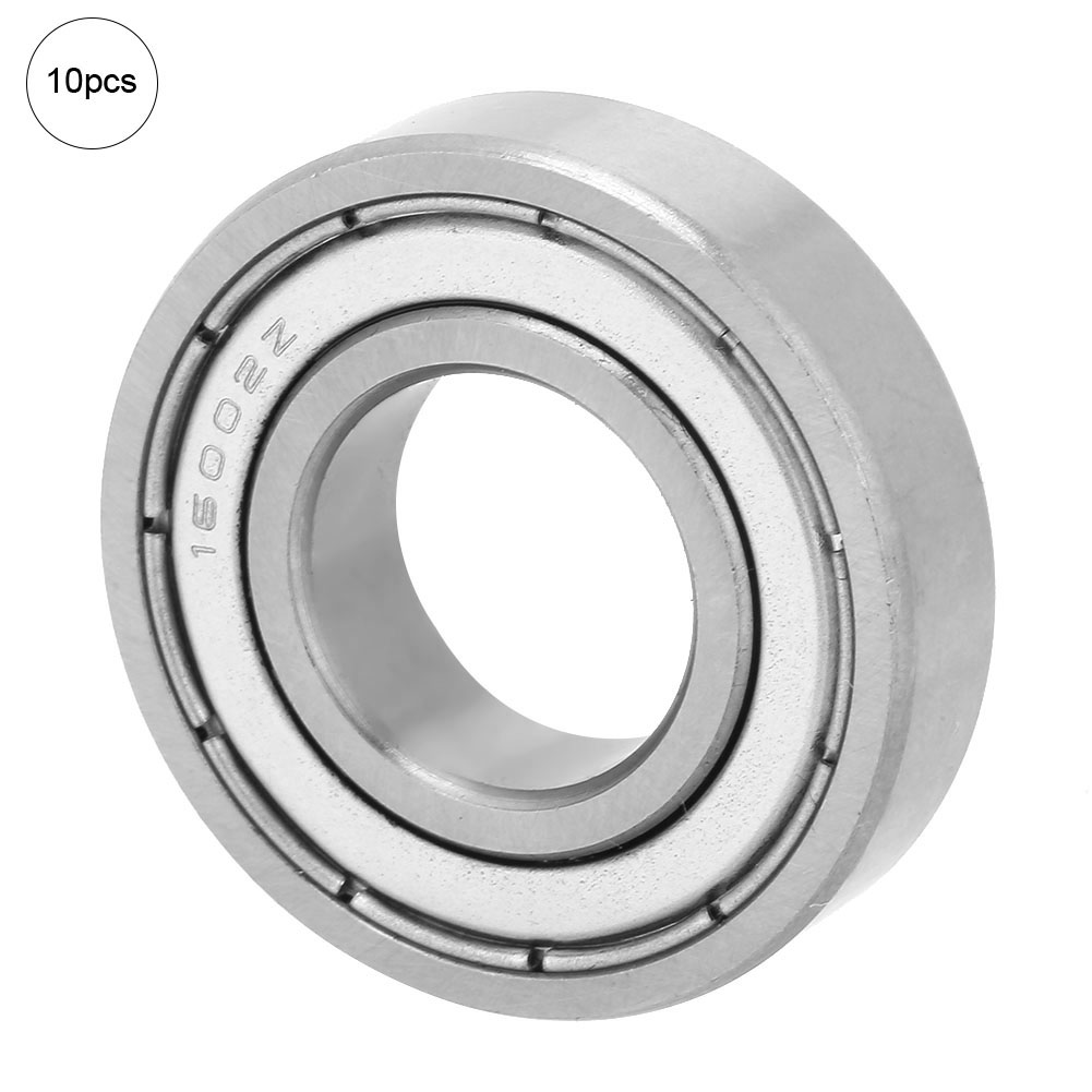 10-PCS-2RS-Double-Rubber-Sealed-Deep-Groove-Ball-Bearing thumbnail 16